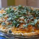 Savory Butternut Squash & Carrot Pie