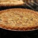 Chicken Sausage, Mushroom & Swiss Pie