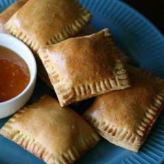 Jamaican-Style Chicken Hand Pies