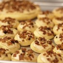 Maple Cinnamon Softies with Bacon Sprinkles