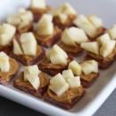 SPAM Peanut Butter & Apple Bites
