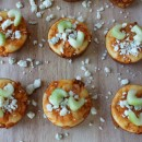 Savory Buffalo Chicken Mini Pies