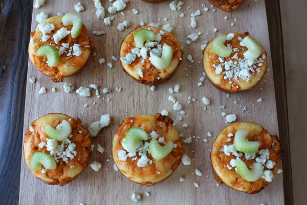 Impossibly Easy Mini Buffalo Chicken Pies Recipes — Dishmaps