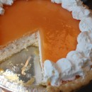 Creamy Citrus Lemonade Pie