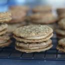 Oatmeal Cookie Sliders