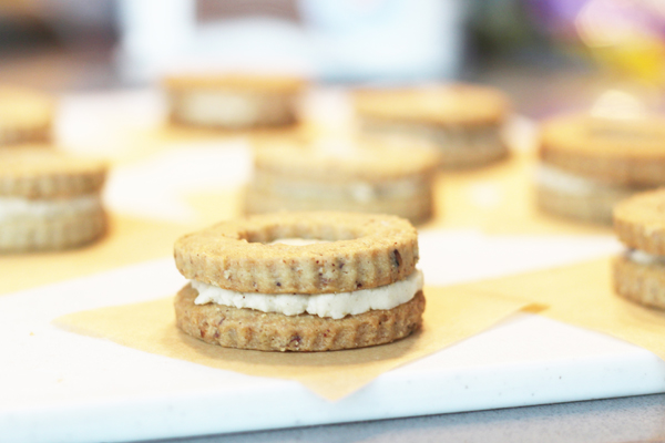 Toasted Pecan Shortbread Cookies (WI 14 1st) 3
