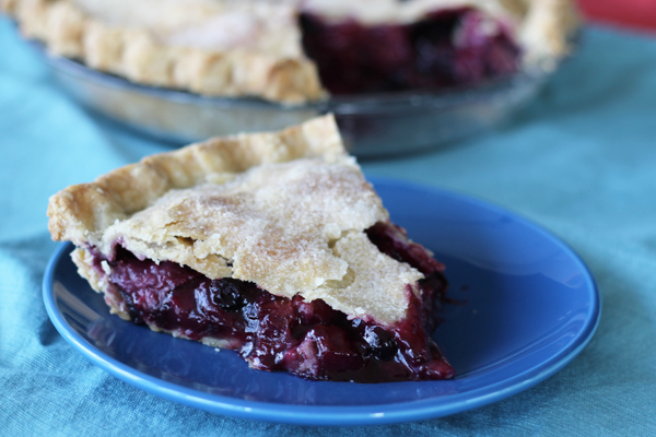 Blueberry Rhubarb Strawberry Pie MN Best Overall Pie 2014 1a