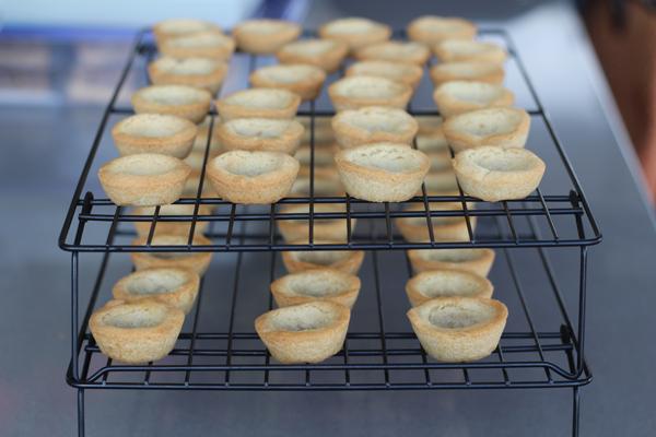 Rasberry Berets-Mini Pie Cups 1a