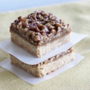 Toasted Pecan Honey Squares