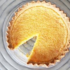 Lemon Chess Pie – Best of Show