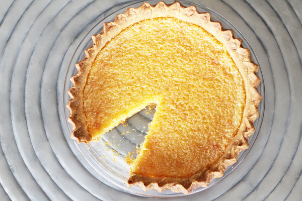 Lemon Chess Pie recipe 2a