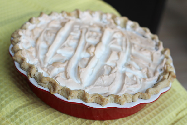 Blue Ribbon Lemon Meringue Pie