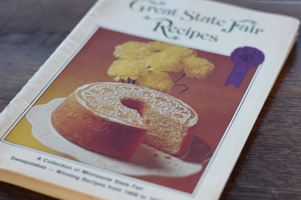 great state fair recipes cook book