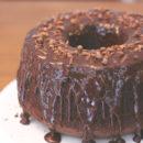 Chocolate Chiffon Cake 1