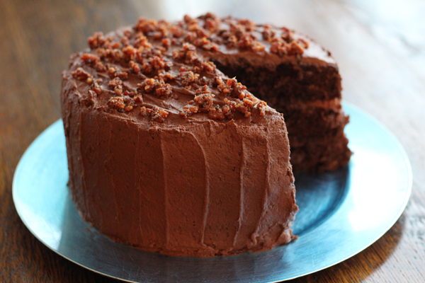Bacon Chocolate Cake-Closeups 6