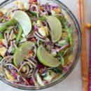 Rainbow Soba Noodle Salad 1