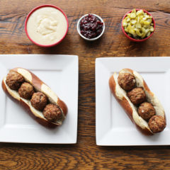 Swedish Meatball Subs-PreAssembly