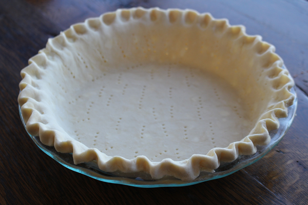 Perfect Homemade Pie Crust